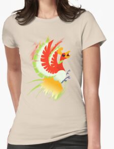 Ho-oh Womens Fitted T-Shirt