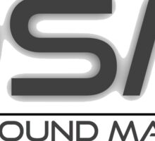 DSM Das Sound Machine! Sticker
