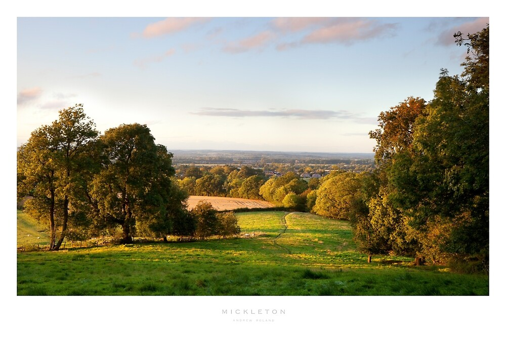 Mickleton, Gloucestershire by Andrew Roland
