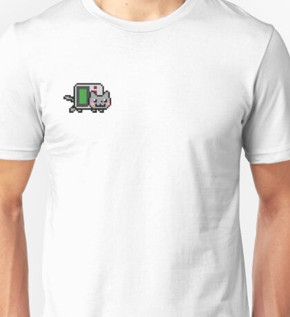 Gameboy nyan Unisex T-Shirt