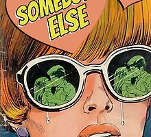Somebody Else by The 1975 Comic Art by thebedfordkooks