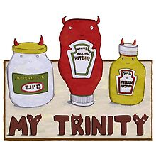 My Trinity by Neta Manor