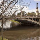 City Bridge by Peter Edwards