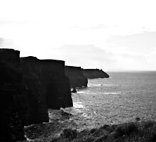 Ireland in Mono: Reality Scares Me by Denise Abé