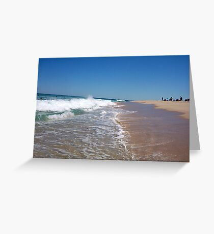 The Wash Triggs One 30 09 12 Greeting Card