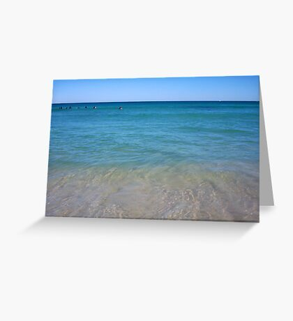 The Bank Again 30 09 12 Greeting Card