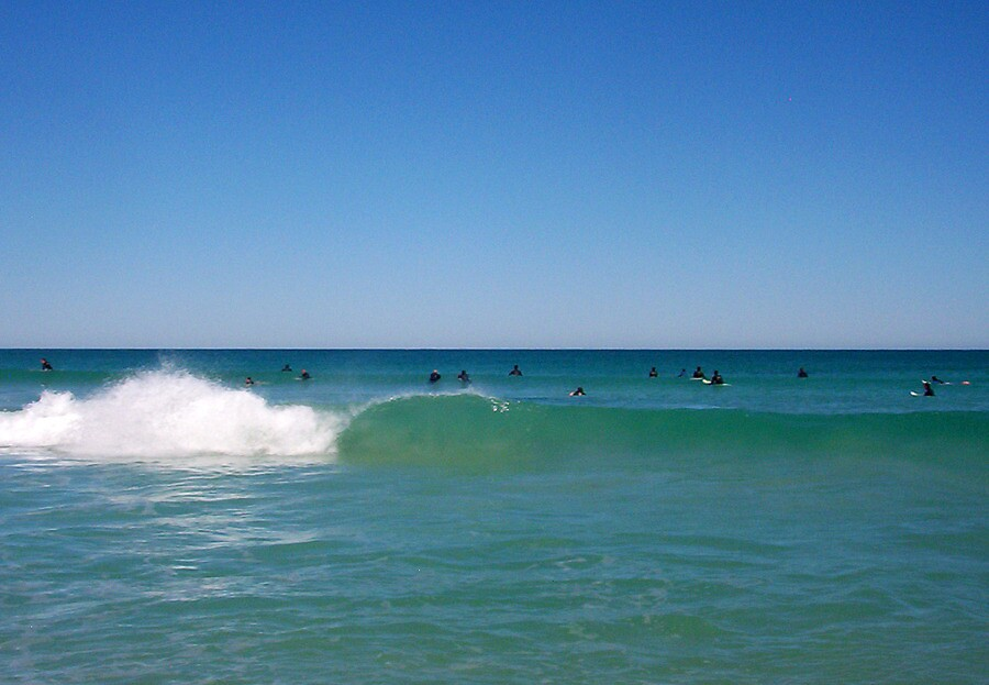 Perfect Wave Triggs One 30 09 12 by Robert Phillips