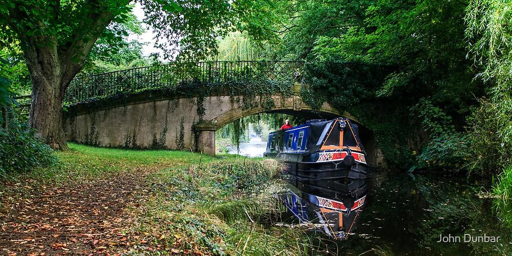 Lady June at Lady's Bridge by John Dunbar
