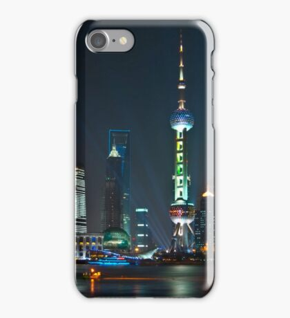 Shanghai iPhone Case/Skin