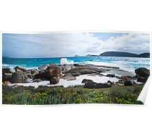 Squeaky Beach - Wilson's Promontory National Park Poster