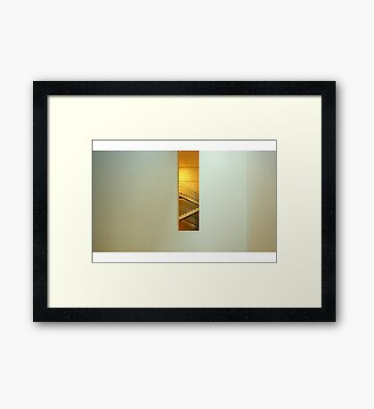 MoMa Framed Print