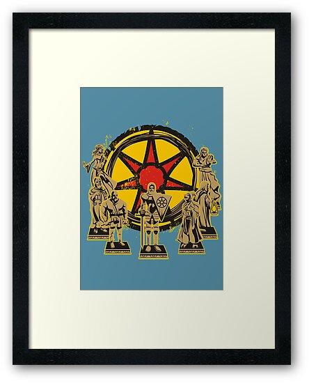 FAITH OF THE SEVEN by Adams Pinto