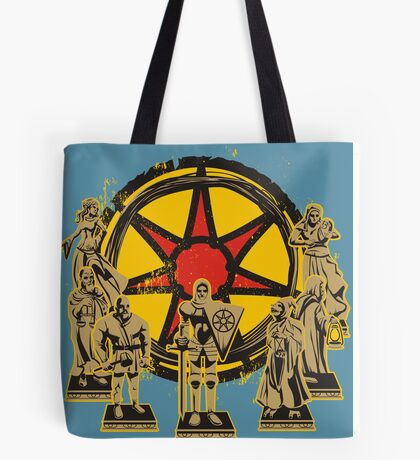 FAITH OF THE SEVEN Tote Bag