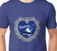 Battleship Heart Unisex T-Shirt