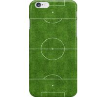 Football field iPhone Case/Skin