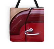 Handle With Curve Tote Bag