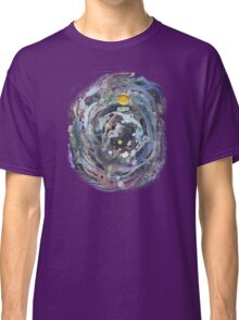 Psychedelic Space 1 Classic T-Shirt