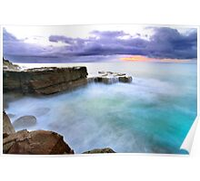 Sunrise - Avoca Beach Poster