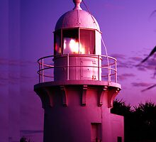 Lighthouse by Simon Metcher