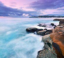 Morning - Avoca Beach by Jacob Jackson