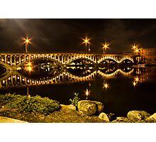 Rock Bridge Photographic Print