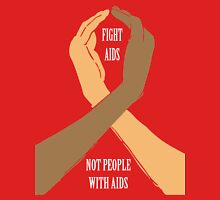 HIV/AIDS day Solidarity support Unisex T-Shirt