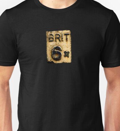 BRIT 6 Unisex T-Shirt