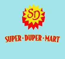 Super Duper Mart - Fallout 4 by HeySteve