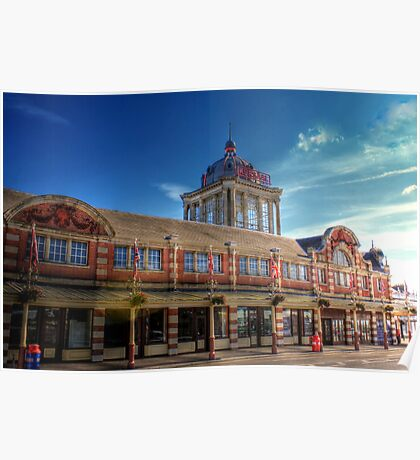 The Kursaal Southend  on sea  Poster