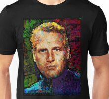 Paul Newman. Cool Cat On A Hot Tin Roof. Unisex T-Shirt