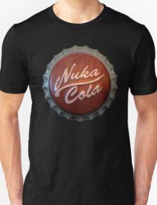 Nuka Cola Bottlecap - Fallout T-Shirt
