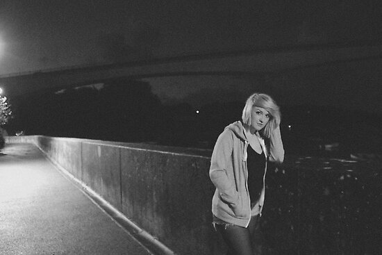 untitled film still 1 by Naomi Cutler