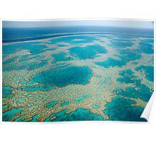 Hardys Reef Poster