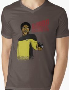 Klingon MotherF**ker Do You Speak It?! Mens V-Neck T-Shirt