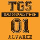 TGS Alvarez by excasperated