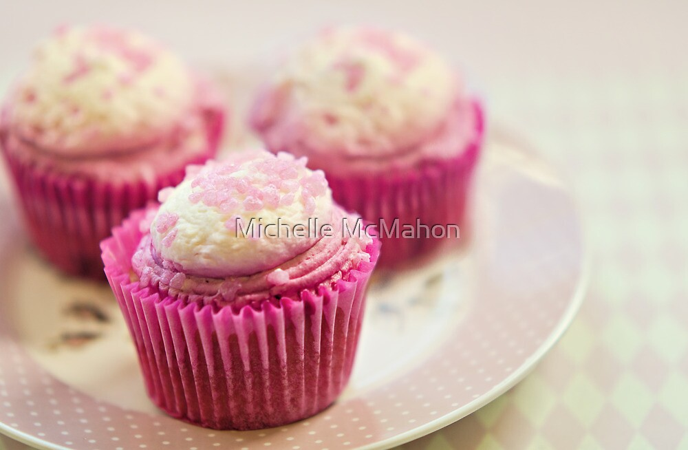 pretty in pink by Michelle McMahon