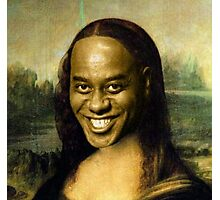 Ainsley Harriott - Mona Lisa Photographic Print