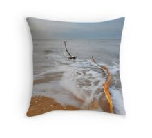 Walton Driftwood Throw Pillow