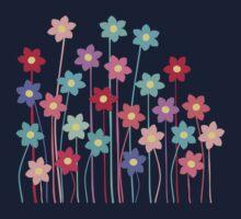 Flowers Kids Tee