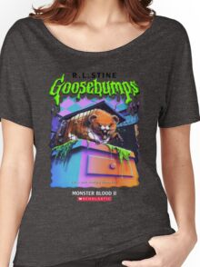 Goosebumps Monster Blood II  Women's Relaxed Fit T-Shirt
