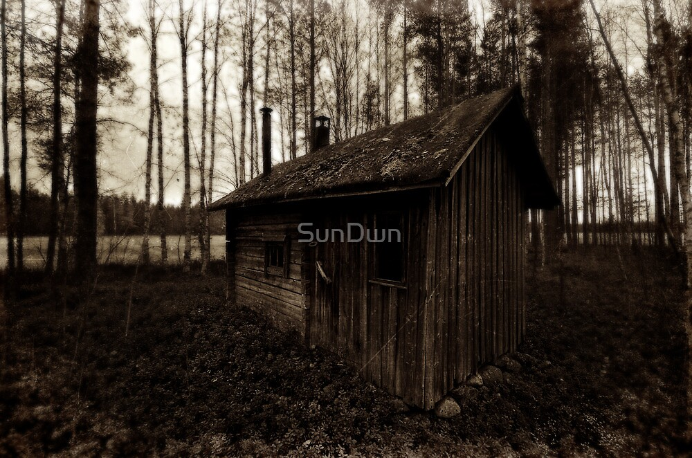 A Small Sauna by SunDwn