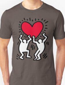 Keith Haring Love T-Shirt