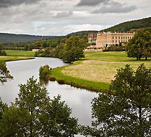 Chatsworth House by David Lewins