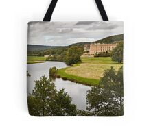 Chatsworth House Tote Bag