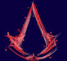 Assassins - Splatter by Arien Jorgensen