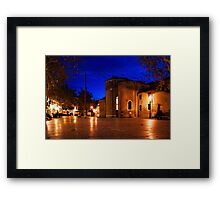 Impressions of Venice - Wandering Around the Secret Squares Framed Print