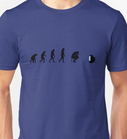99 Steps of Progress - Reflection Unisex T-Shirt