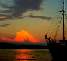 Let's sail away by Jasna