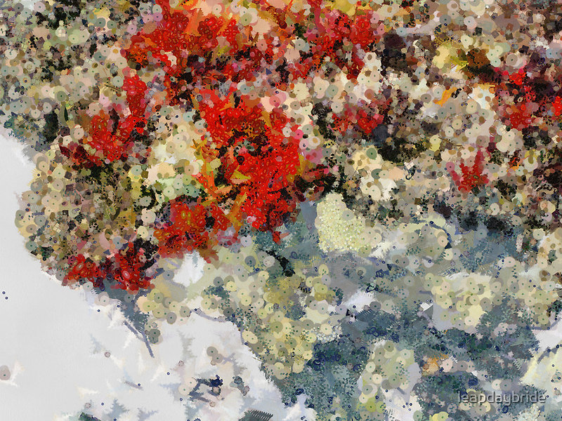 Seabed Abstract by leapdaybride