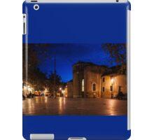Venice, Italy - Wandering Around the Secret Squares iPad Case/Skin